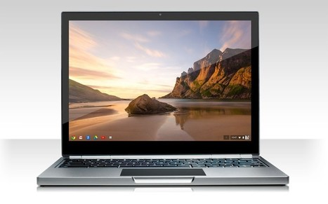 Chromebook Pixel review - Telegraph | Tech and other stuff | Scoop.it