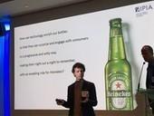 '9 Green Bottles': Who will design Heineken's next generation smart bottle? | Serialization | Scoop.it