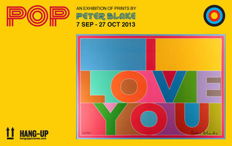 Pop – an exhibition of prints by Sir Peter Blake in London | graphisme-technologie | Scoop.it
