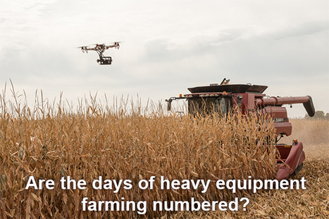 Agriculture, the New Game of Drones | nordiccoop | Scoop.it