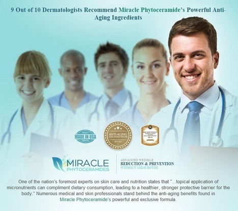 Miracle Phytoceramides Wrinkle Reduction Review - Free Sample Trial Now! | SKIN CARE TIPS BY Dr. JULIA | Scoop.it