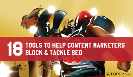 18 SEO Tools for Content Marketers | AtDotCom Social media | Scoop.it