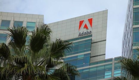 How Adobe keeps key employees from quitting | Mind Your Business! | Scoop.it