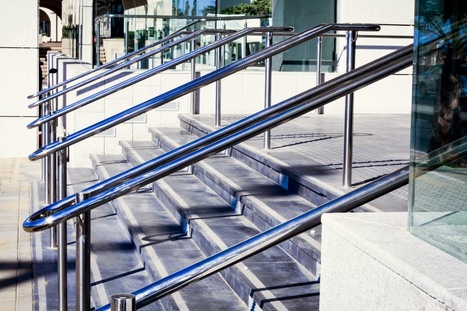 Choose Stainless Steel Balustrade | Control Fab Stainless Steel Fabrication | Scoop.it