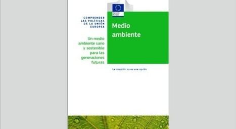 Libro gratuito: Un medio ambiente sano y sostenible para las generaciones futuras | Alternativ@s | Scoop.it