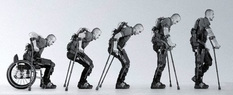 Robotic Exoskeleton from Esko Bionics Helps People Walk Again | Cybofree : Techno Social Issues for a Postmodern Transhuman Society | Scoop.it