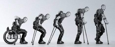 Robotic Exoskeleton from Esko Bionics Helps People Walk Again | Transhumanism via Story | Scoop.it