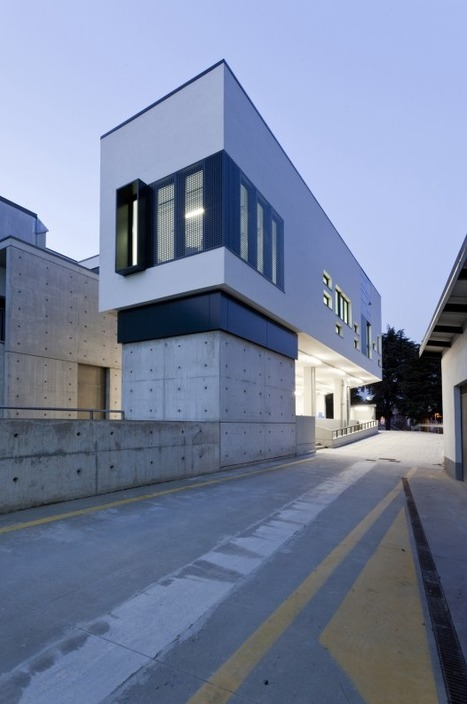 [Seriate Bergamo, Italy] SEB 12 / Brembilla+Forcella Architetti | The Architecture of the City | Scoop.it