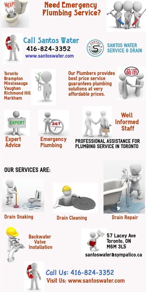 24 Hour Professional Plumbers in Toronto | Toronto Plumbing Repair | Scoop.it