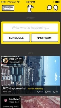 Meerkat or Periscope? How to Broadcast Video Via Mobile ~ Social Media Examiner ~ by Kristi Hines | :: The 4th Era :: | Scoop.it