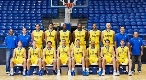 Maccabi Tel Aviv in Euroleague Final Four | Judaism, Jewish Teens, and Today's World | Scoop.it