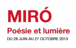 28 juin-27 octobre 2013  |  Fondation de l'Hermitage, Lausanne : Miró, Poésie et lumière | art on the go | Scoop.it