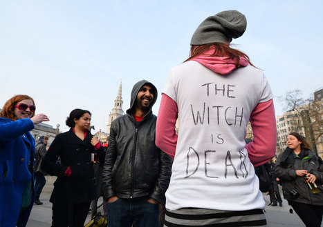 Thatcher, nem a morte apaga velhos ódios | Deambulações | Scoop.it