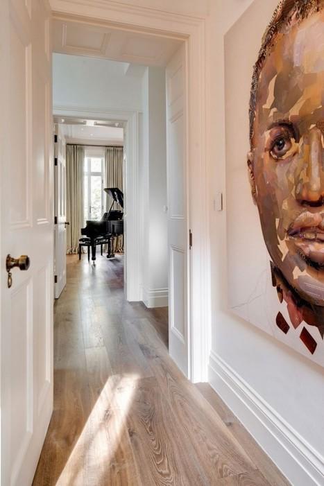 Une villa victorienne revisitée design!   Decoration   Scoop.it