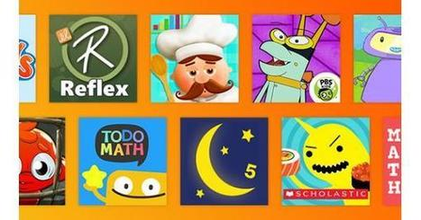 Reflex Math and 9 More Free Math Games for Kids | Games and education | Scoop.it