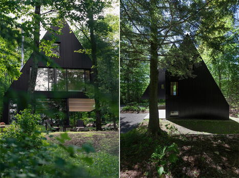 India Art n Design Global Hop : A fairy tale house in the woods! | India Art n Design - Architecture | Scoop.it