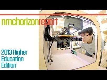The NMC Horizon Report > 2013 Higher Ed Edition is Here! | The New Media Consortium | A New Society, a new education! | Scoop.it