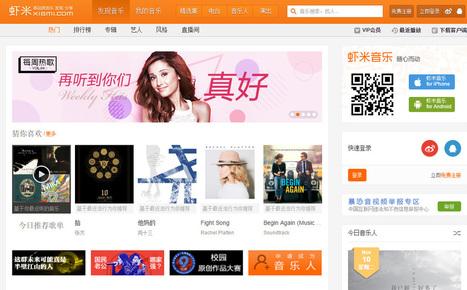 La Chine impose la validation de toute chanson disponible en streaming | Libertés Numériques | Scoop.it