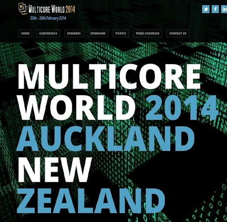 All IT happenings underpinned by multicore technologies - AUT University News   Multicore World 2014   Scoop.it