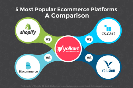 YoKart is Better- Comparison of 5 Most Popular Ecommerce Platforms Proves It   EFactor   Custom Web Design Development Services   Scoop.it