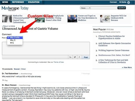 WebMD Integrates Livefyre On Medscape.com For Quality Conversation | Livefyre on the Web | Scoop.it