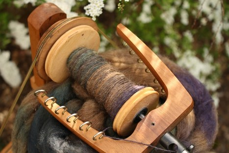 WIP Wednesday – Big Thaw | Spinning, Weaving and Knitting | Scoop.it