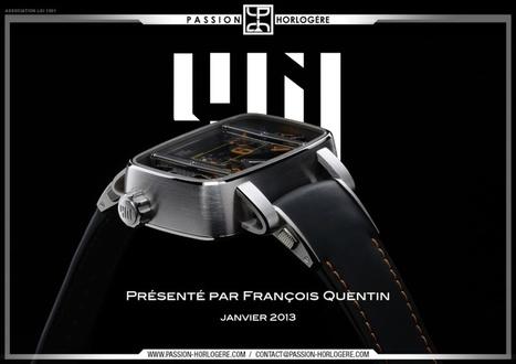 4N présentée par François Quentin à Passion Horlogère | FashionLab | Scoop.it