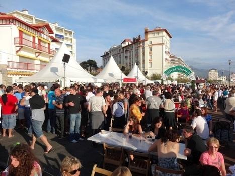 Saint-Jean-de-Luz : les casetas du Festival andalou annulées | BABinfo Pays Basque | Scoop.it