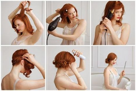 DIY Hairstyles for Quick Fast Long Hairstyles | Season Fashion | Scoop.it