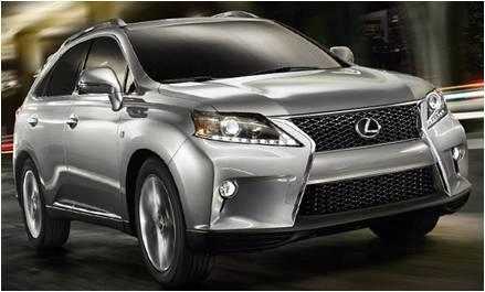 2014 Lexus RX 450h Hybrid SUV | The Best Hybrid SUV | Crossover SUV | Scoop.it