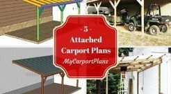 Carport Plans - Build a Carport | Garden Plans | Scoop.it