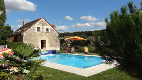 Envie d'un gîte de charme pour passer votre séjour ? | Où dormir dans le Pays Châtelleraudais et alentours | Scoop.it
