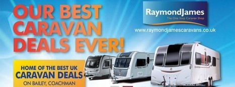 Used Campervans For Sale UK | Raymond James Caravans for Sale | Scoop.it