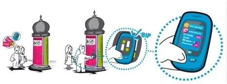 La technologie NFC. Quel avenir pour les collectivités territoriales ? | Digidust | la NFC, ça vous gagne | Scoop.it
