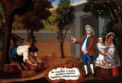 La sociedad colonial | Historia 5º | Scoop.it