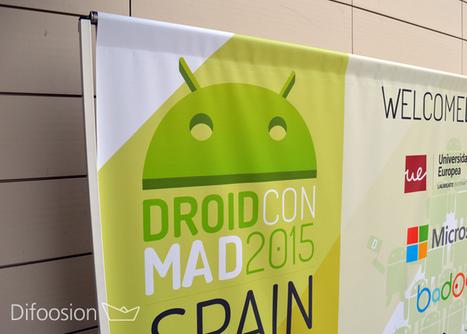 Droidcon 2015, hablamos de realidad aumentada y nos ponemos al día | REALIDAD AUMENTADA Y ENSEÑANZA 3.0 - AUGMENTED REALITY AND TEACHING 3.0 | Scoop.it