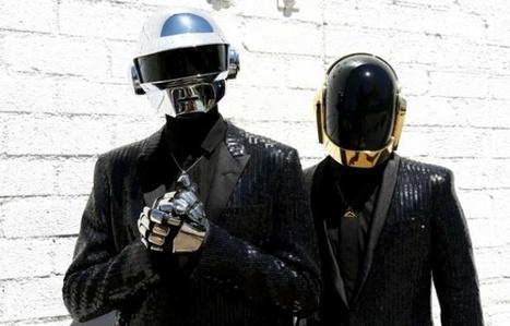 Pourquoi le casque des Daft Punk est le costume de scène ultime | les expositions et musées | Scoop.it