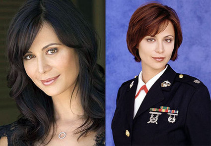 Flashback Thursday: Catherine Bell (Scottish/Iranian) [American (Born in Britian)] | Mixed American Life | Scoop.it