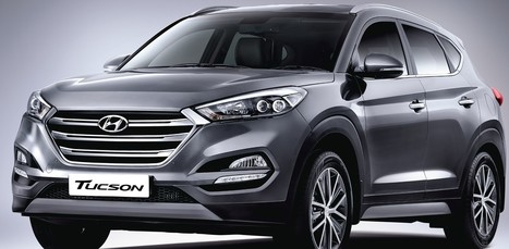 New Hyundai Tucson Launched in India at INR 18.99 lakh | Maxabout Cars | Scoop.it