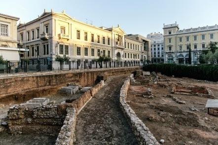 Las Murallas Largas de Atenas | LVDVS CHIRONIS 3.0 | Scoop.it