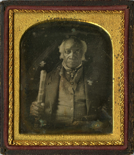 ¿Quién fue la persona más antigua jamás fotografiada? | Fotografía  Historia  Archivo | Scoop.it