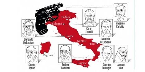 L'Italie, le pays où le polar est une spécialité locale | Merveilles - Marvels | Scoop.it