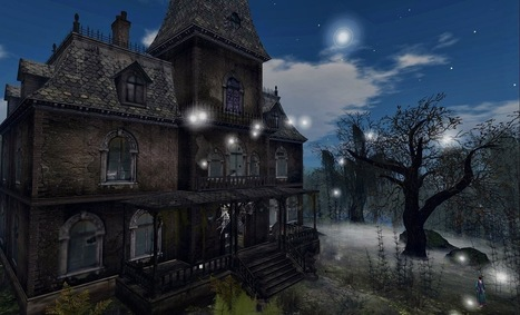 Pumpkin Town: Aphrodite | Destination guide to SL hot spots | Scoop.it