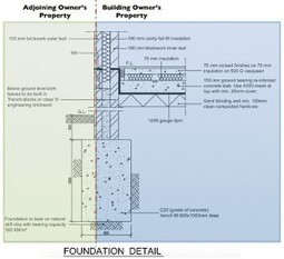 Eccentric Foundation Design | Party Wall Surveyors | Scoop.it