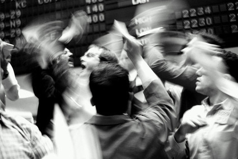Mayhem Erupts on Trading Floors After Swiss Central Bank Removes Cap on Franc | IT Finance | Scoop.it
