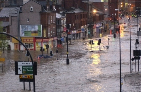 Flooding is the United Kingdom's biggest climate threat : Nature News | Geography | Scoop.it