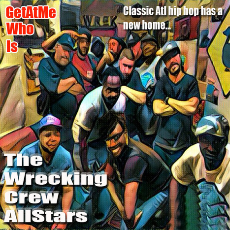 GetAtMe Who Is- The Wrecking Crew Allstars? Thursdays on WREK 91.1 GaTech | GetAtMe | Scoop.it