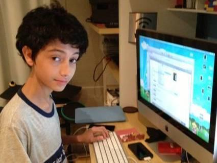 Menino de 12 anos cria aplicativo de educação e vira sucesso na internet   marketing na cabeça   Scoop.it