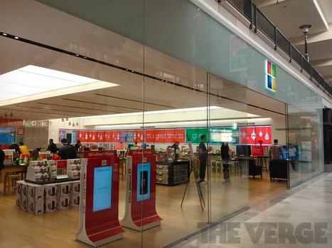 To lure Surface buyers, Microsoft Store giving away one year of Xbox Music to first 100 in line | Music business | Scoop.it