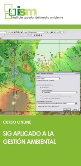 Curso online de SIG aplicados a la gestión ambiental | Infraestructura Sostenible | Scoop.it